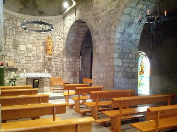 Iglesia Románica de Sta. Eulalia. Siglo XII