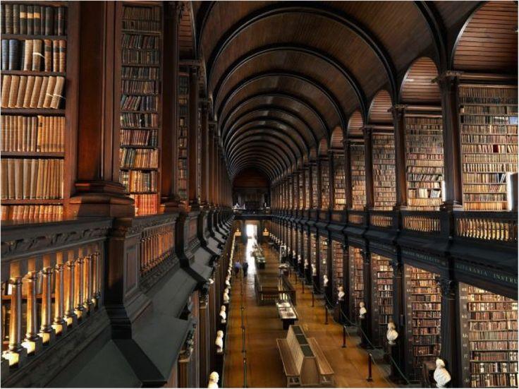 必見の価値あり!死ぬまでに行ってみたい図書館【ヨーロッパ編】 | IDEA HACK