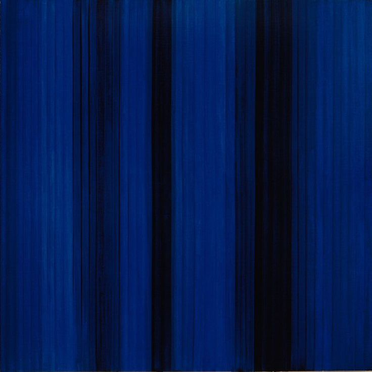 Transcending II, 2002 [oil on pigmented gesso on linen mounted on wood, 60 × 60 in  152.4 × 152.4 cm] https://artsy.net/artwork/francisca-sutil-transcending-ii