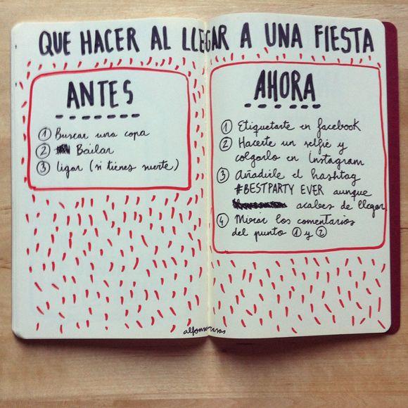 El diario ilustrado de Alfonso Casas