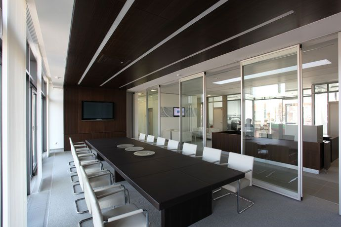 Modernfold Operable Partitions Folding Partitions Glass