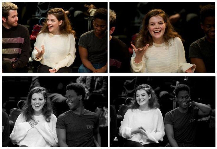 Georgie Henley by Peter Jones - Philip Ridley's Angry