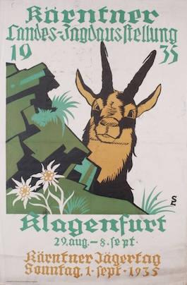 Kärtner Landesjagdausstellung 1935
