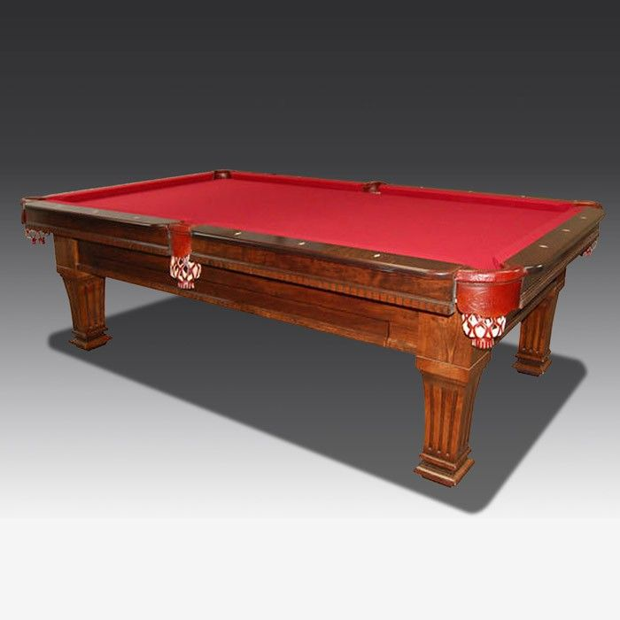 8ft Reagan American Pool Table | The Games Room Company