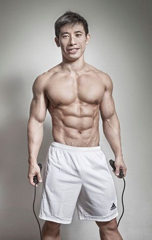 Fitness Model Steve Chen Talks With Fitoverfat.com ...