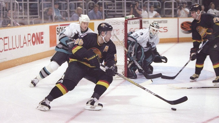 Pavel Bure, Vancouver Canucks