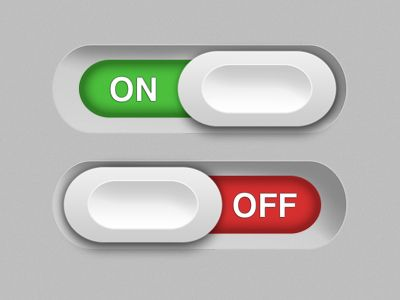 Switches - ON/OFF by Tobia Crivellari 