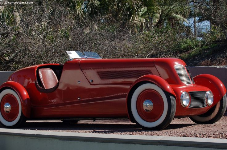 1934 Ford Model 40 Special Speedster Image Built for Edsel Ford . Only 5 were made because of the price 2,500 dollars a lot of money during the depression. One of these vehicles sold at auction for$ 1,760,000