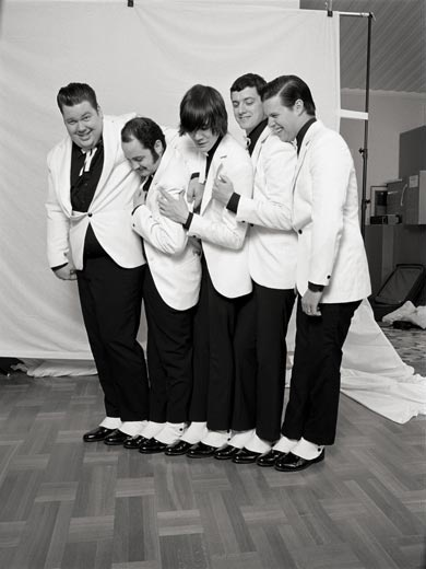 The Hives band