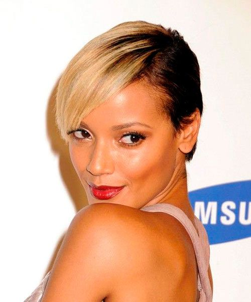 Best 20+ African American Short Hairstyles Ideas On