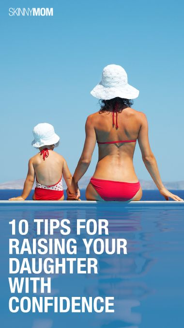 Build your little girl up with these 10 self esteem boosters.