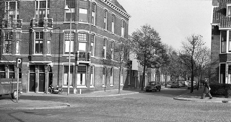 Delft, Julianalaan (nabij nummer 98), 1959
