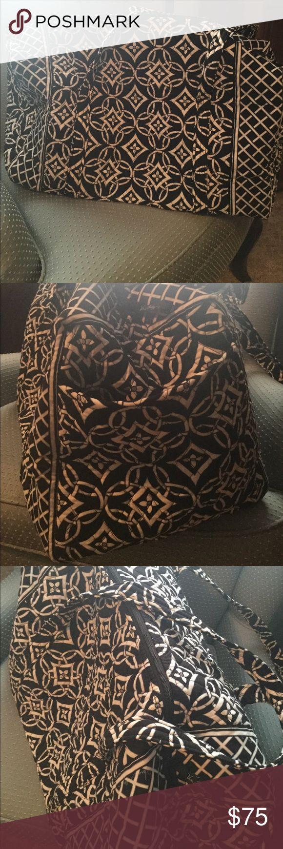 New Vera Bradley Large Duffel Bag Concerto Vera Bradley Bags Travel Bags