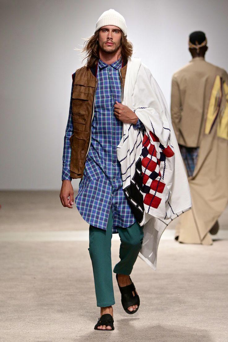 ALC Menswear AW17: Look 22 -- Photo: Simon Deiner at South African Menswear Week