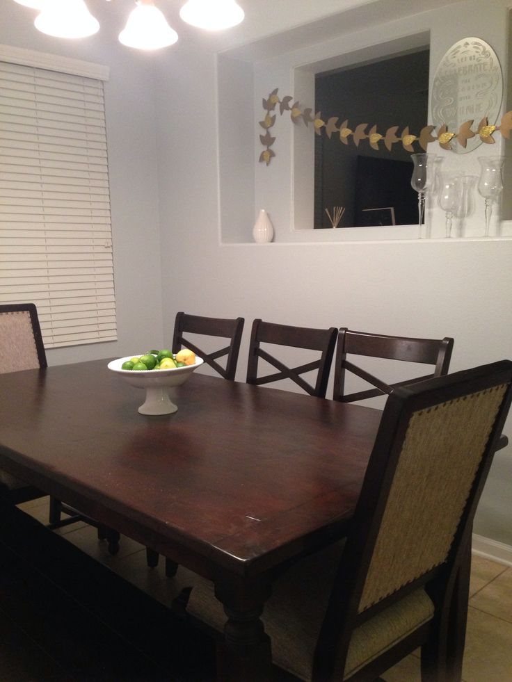 Valspar Pelican Grey Dining Room For The Home In 2019