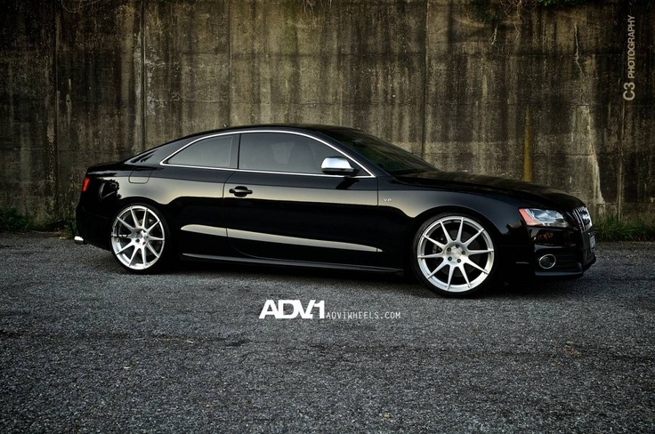 Audi A5 Coupe Cabrio 2008 2011 With 20 Quot Adv 10 1 A5
