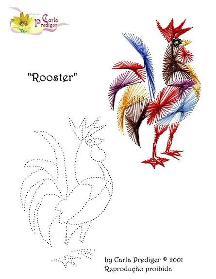 Rooster string