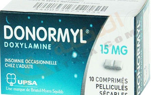 دواء دونورميل Donormyl أقراص لعلاج بعض الأمراض التي ت صيب الجهاز العصبي حيث أن هذه النوعية من الأمراض تكون سببا Social Security Card Social Social Security
