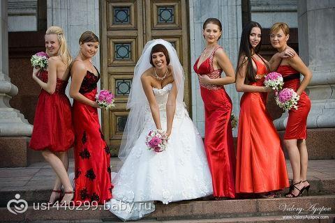 Платье для подружки невесты в саратове