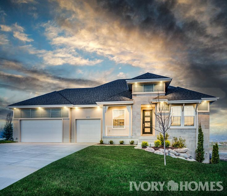 Ivory Homes Revere Floor Plan