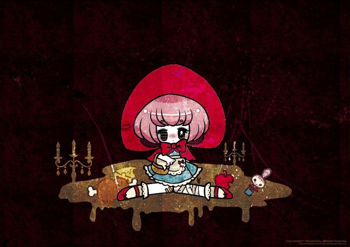 おなかの中の赤頭巾ちゃん by MitsukaChiru