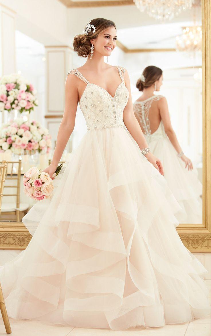 55 besten Stella York Bilder auf Pinterest | Hochzeitskleider ...