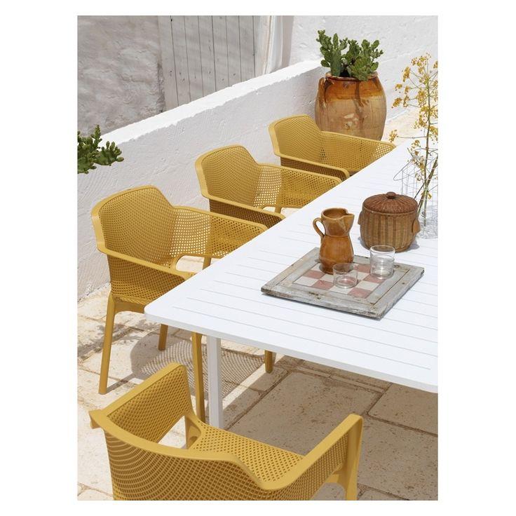 17 meilleures id es propos de salon de jardin aluminium sur pinterest sal - Salon jardin polypropylene ...