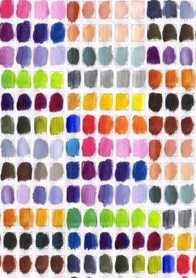 wepaint.dk kursus Lærer dig at blande farver