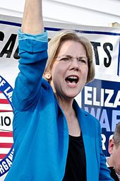 Elizabeth Ann Warren ( born June 22, 1949) is an American academic and politician who is the senior United States Senator from Massachusetts and a member of the Democratic Party. She was previously a Harvard Law School professor specializing in bankruptcy law. Warren is an active consumer protection advocate whose work led to the conception and establishment of the U.S. Consumer Financial Protection Bureau.