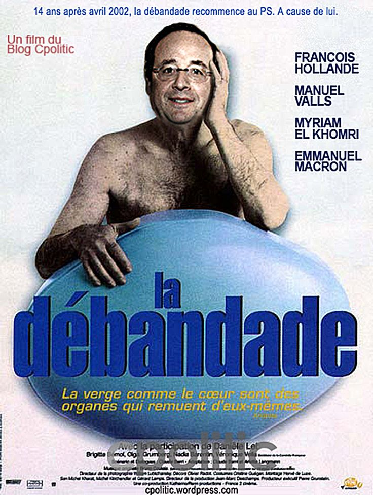 Hollande: La Débandade
