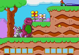 Play Barney's Hide and Seek Game Online - Sega Genesis / Mega Drive Games / Browser Flash Emulator