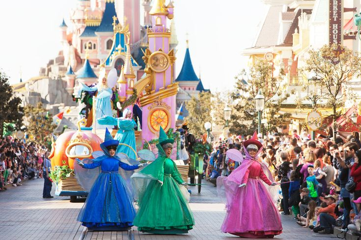 Disneyland® Paris- huvipuistossa koko päivä on varsinaista seikkailua!  #Pariisi #Disneyland #Paris #travel