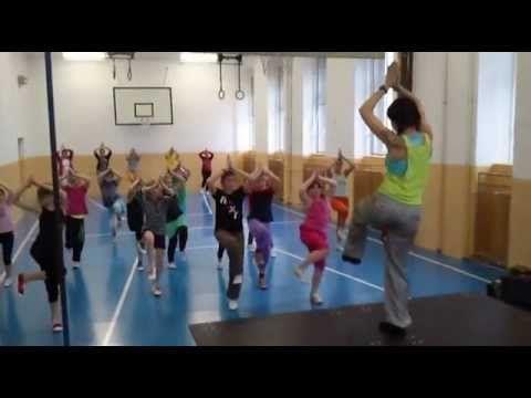 "Zumba kids - ""Lento"" - YouTube"