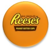 Reese's Peanut Butter Cup £1.00