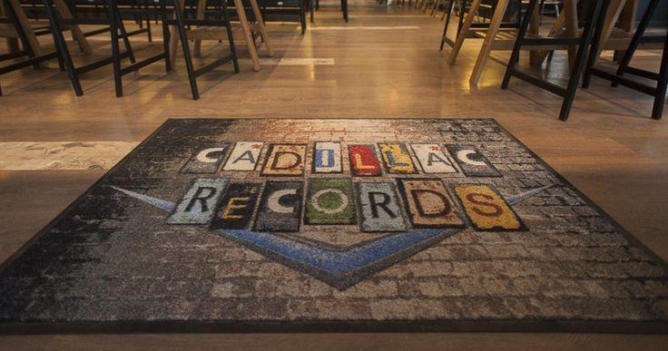 Cadillac records Bar  #carpet