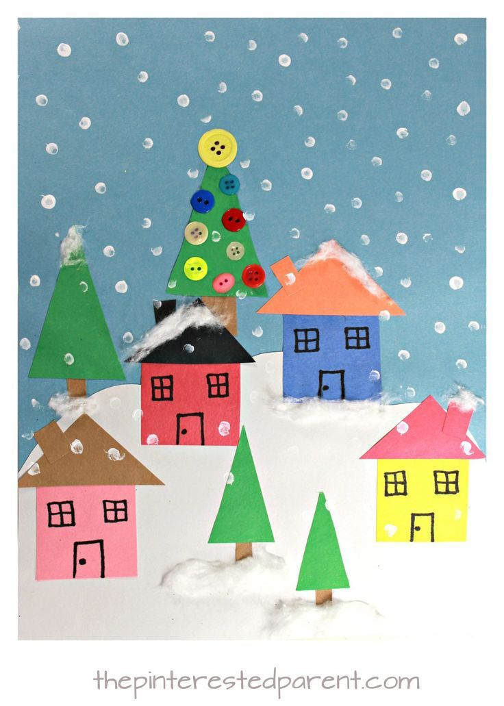 1000 ideas about construction paper crafts on pinterest for Holiday crafts with construction paper