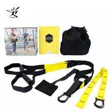 Faixas da resistência Equipamento Esporte Cinto Força Trainer Equipamento de Fitness Primavera Exercitador Workout(China (Mainland))