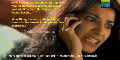 Humsafar Jokes | Online Pakistani Dramas