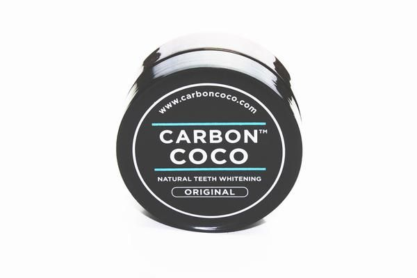 Activated Charcoal Tooth Polish - CarbonCoco