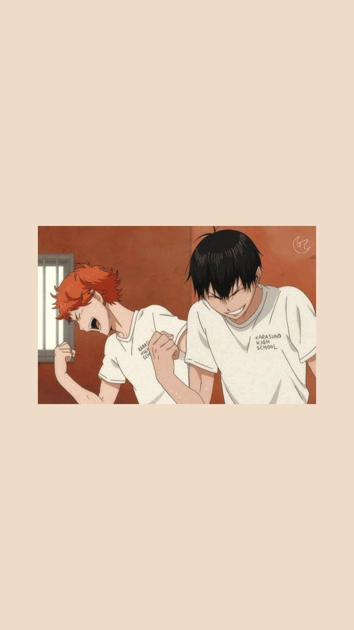 Parkedits Aesthetic Kagehina Or If U Save In 2020 Haikyuu Anime Haikyuu Wallpaper Haikyuu Manga
