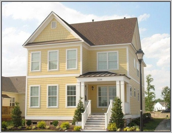 house paint colors with red roof house color ideas exterior paint