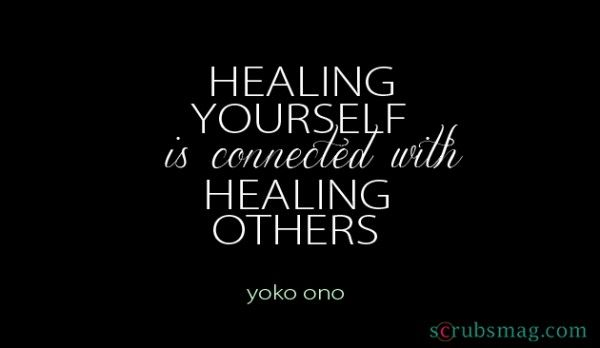 Healing: Quoteyoko Ono, Healing Balance, Nurs Quotes, Healing Work, True Words, Reiki Healing, Energy Healing Quotes, Myniv Truths, Inspiration Quotes