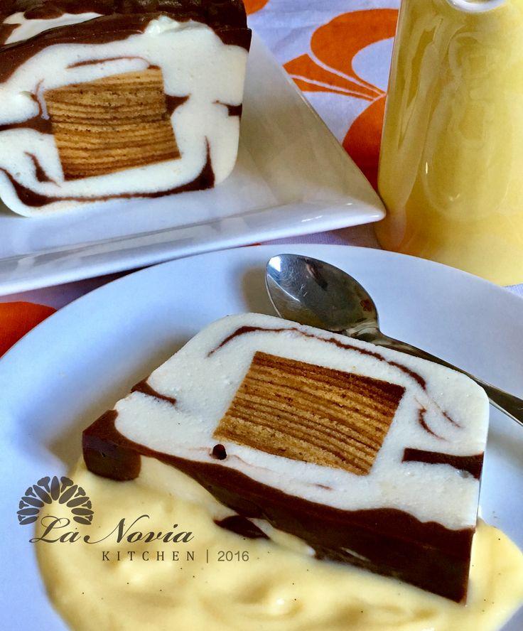 Pudding Busa Lapis Legit