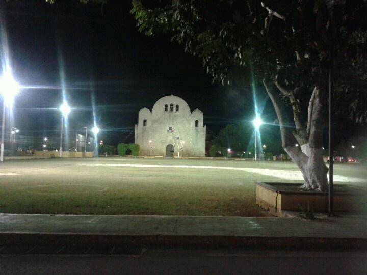 Iglesia de conkal yucatan