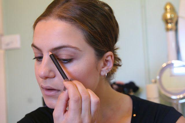 Vogue Vandal: Beauty in Simplicty Nars eye brow pencil