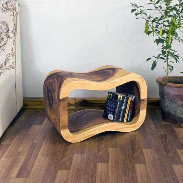 Wave Bench 24 x 13.5 x 15 in H Tung Oil - Dousman ($200-500) - Svpply