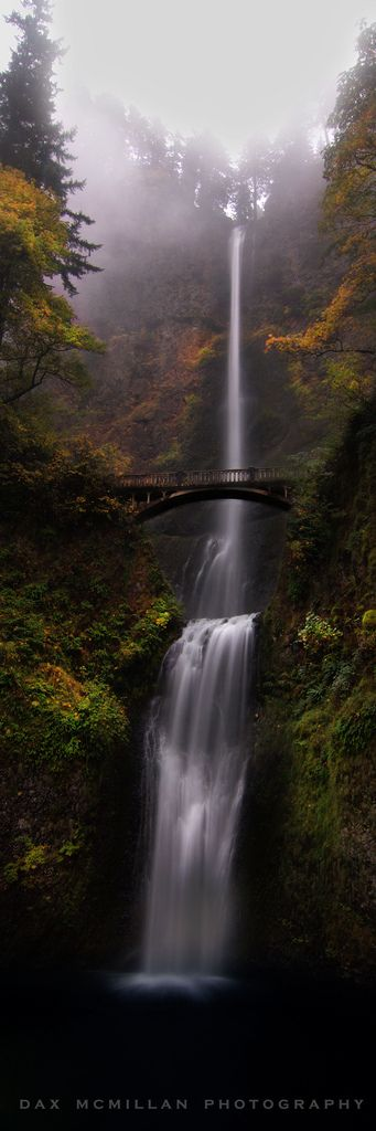 The Fall of Multnomah... | 7am with Paul & Connor Bowman. We… | Flickr