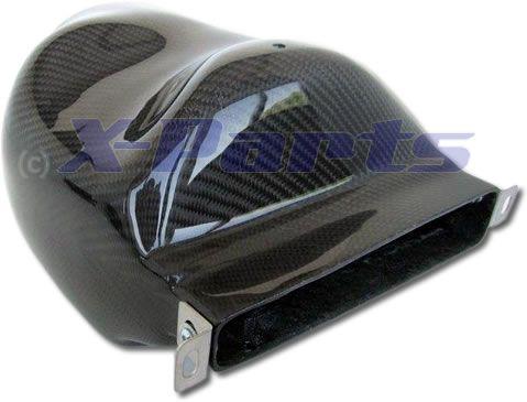 VW Golf 5 und 6 2.0 TDI Carbon Air-Intake-System mit Luftfilter