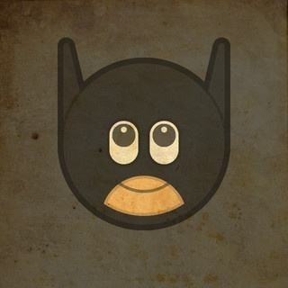 Batman by soundofdesign, via Flickr