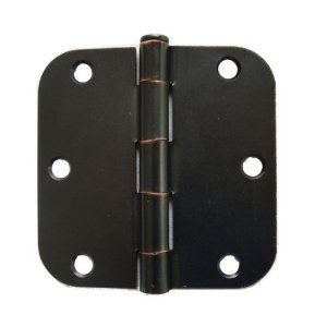 2 Olympia 3 5x3 5 8 Door Hinge Oil Rubbed Bronze Highlighted